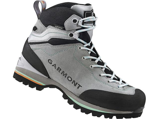 Garmont Ascent GTX Boots Women Light Grey/Light Green